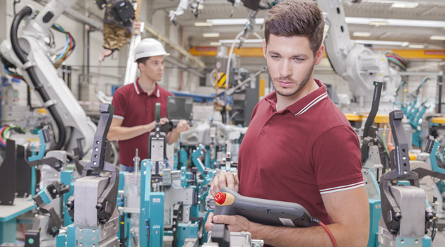 Industrie 4.0 umsetzen