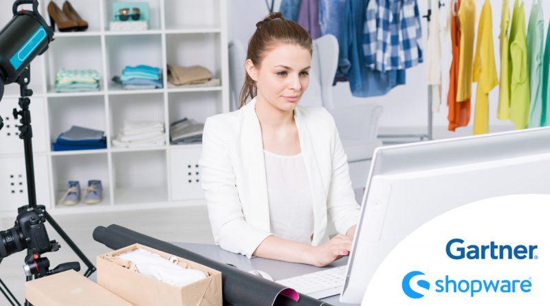 Digital Commerce Shopware Gartner