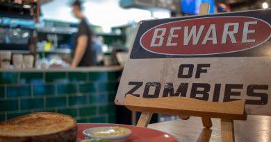 Zombie-Unternehmen