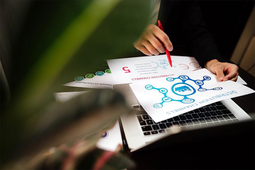Digitalisierung Herausforderungen für B2B